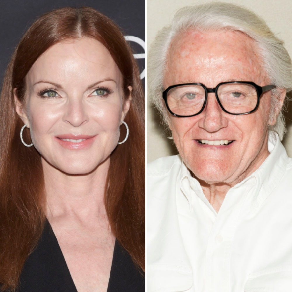 marcia cross and robert vaughn