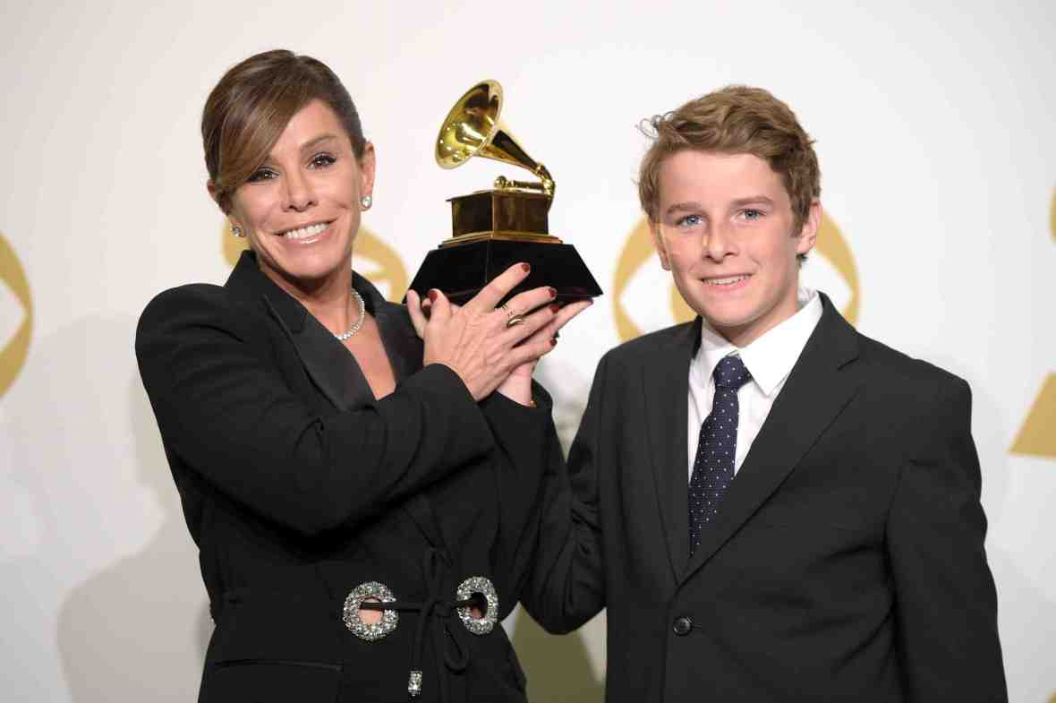 melissa rivers and cooper