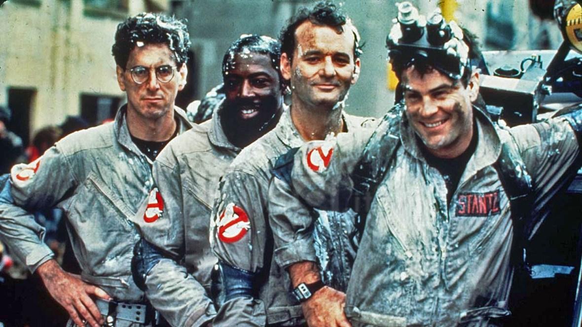 original 'ghostbusters' cast