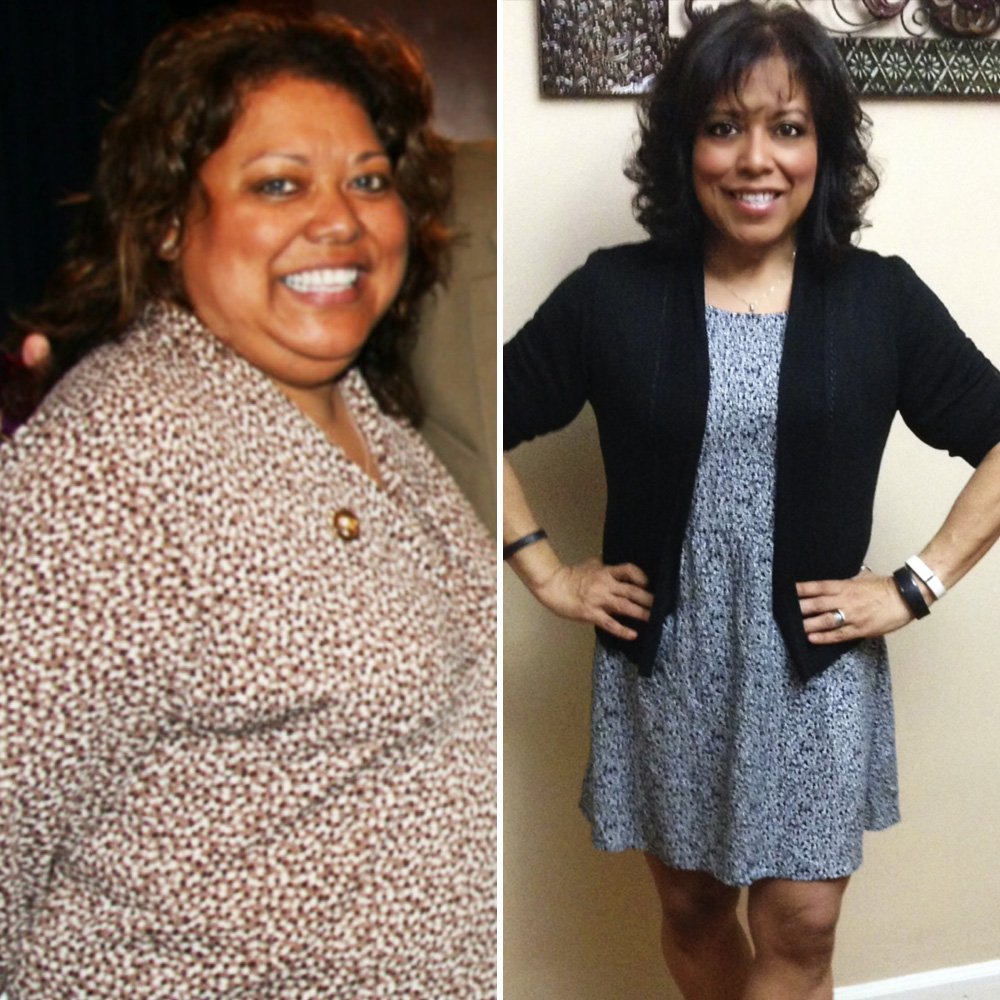 patti weight loss wednesday