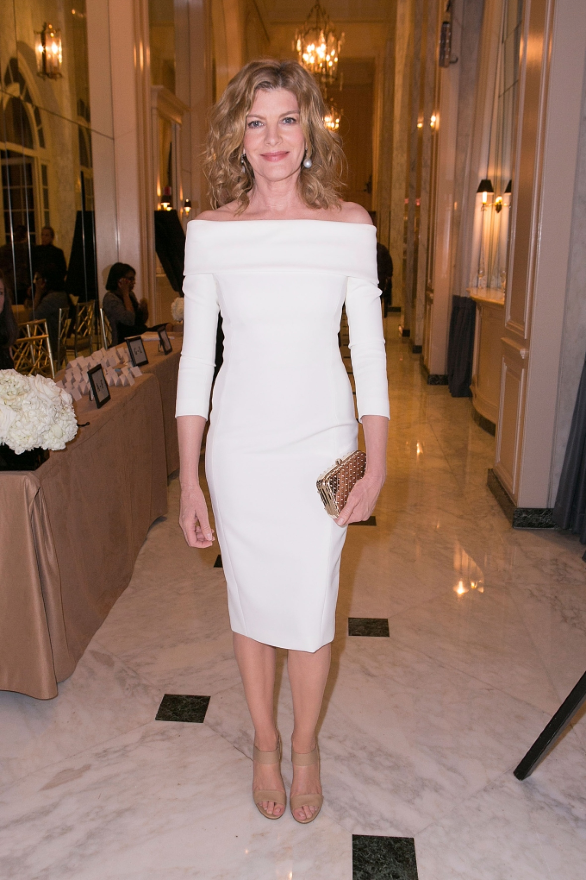 """Celebrities With Bipolar: Rene Russo Thanks Former Teacher For Keeping Her """"From"""