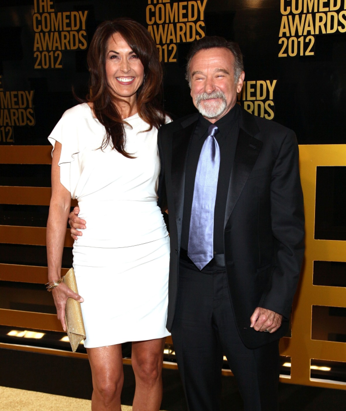 robin williams and wife