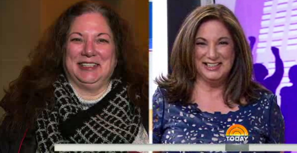 sharon 'today' makeover