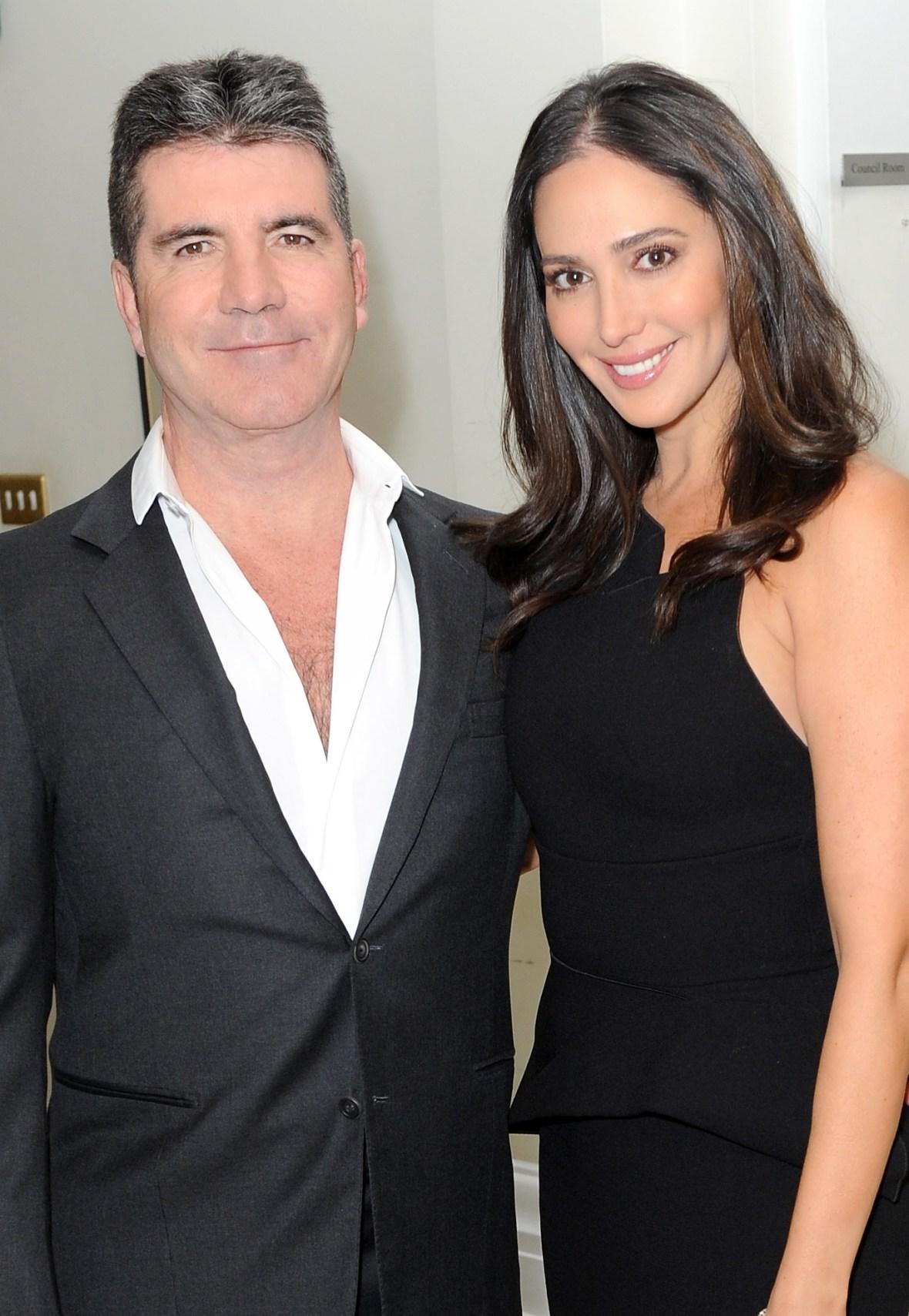 Simon Cowell Talks Baby No. 2 With Girlfriend Lauren