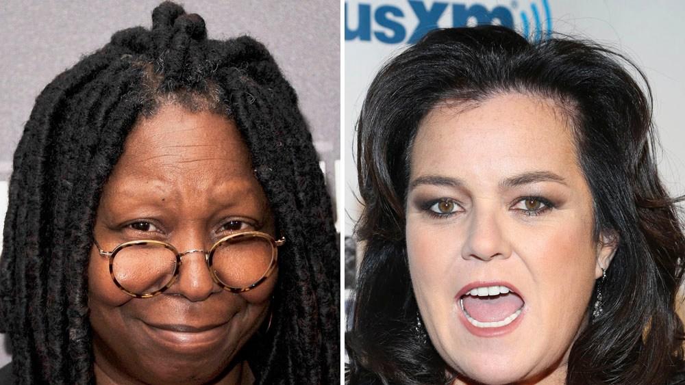 Whoopi Goldberg Rosie O'Donnell