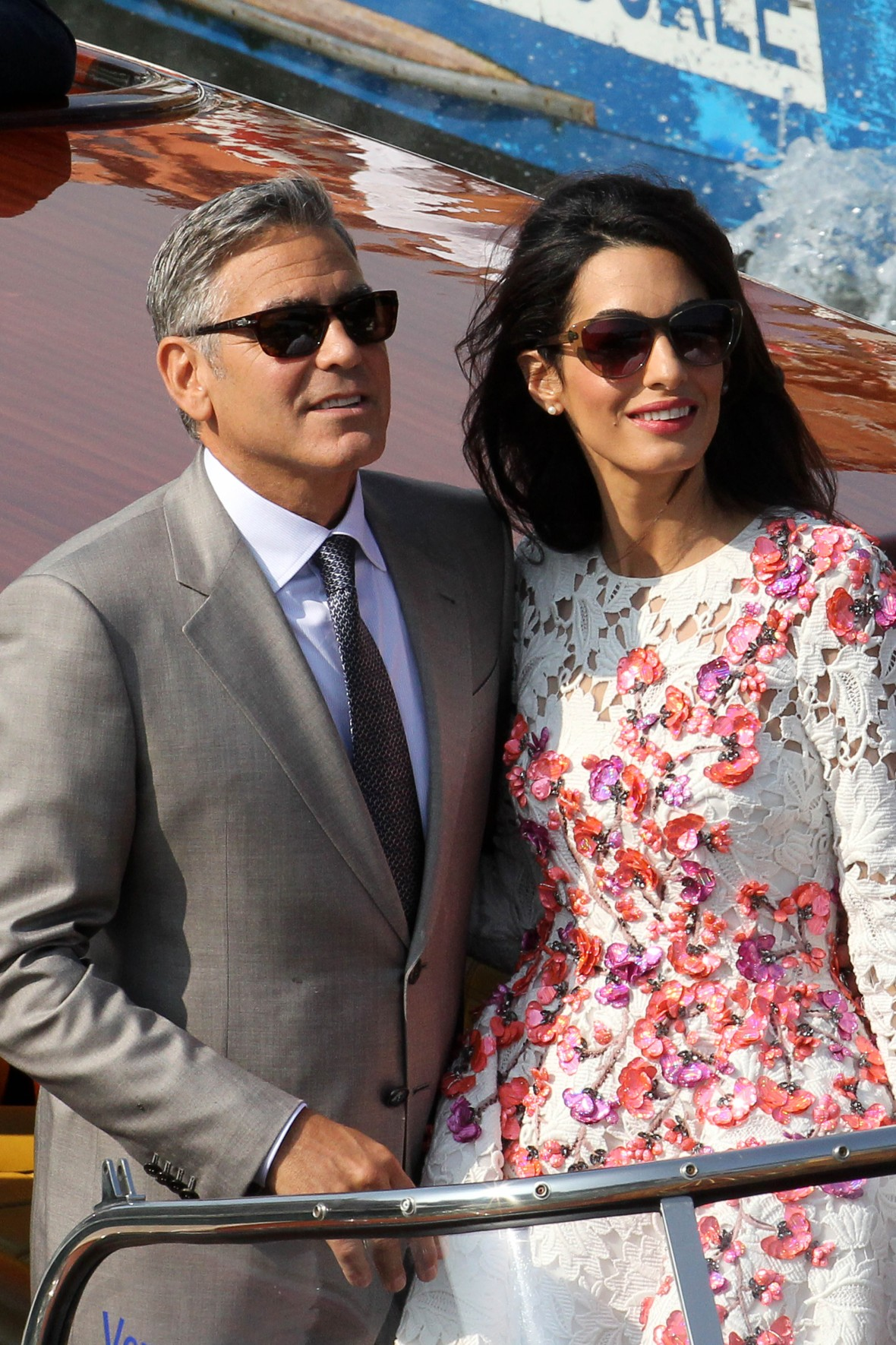 george and amal clooney