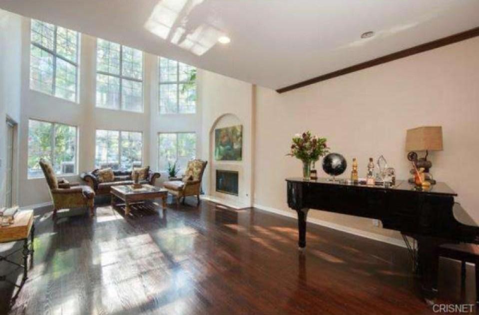 david hasselhoff home