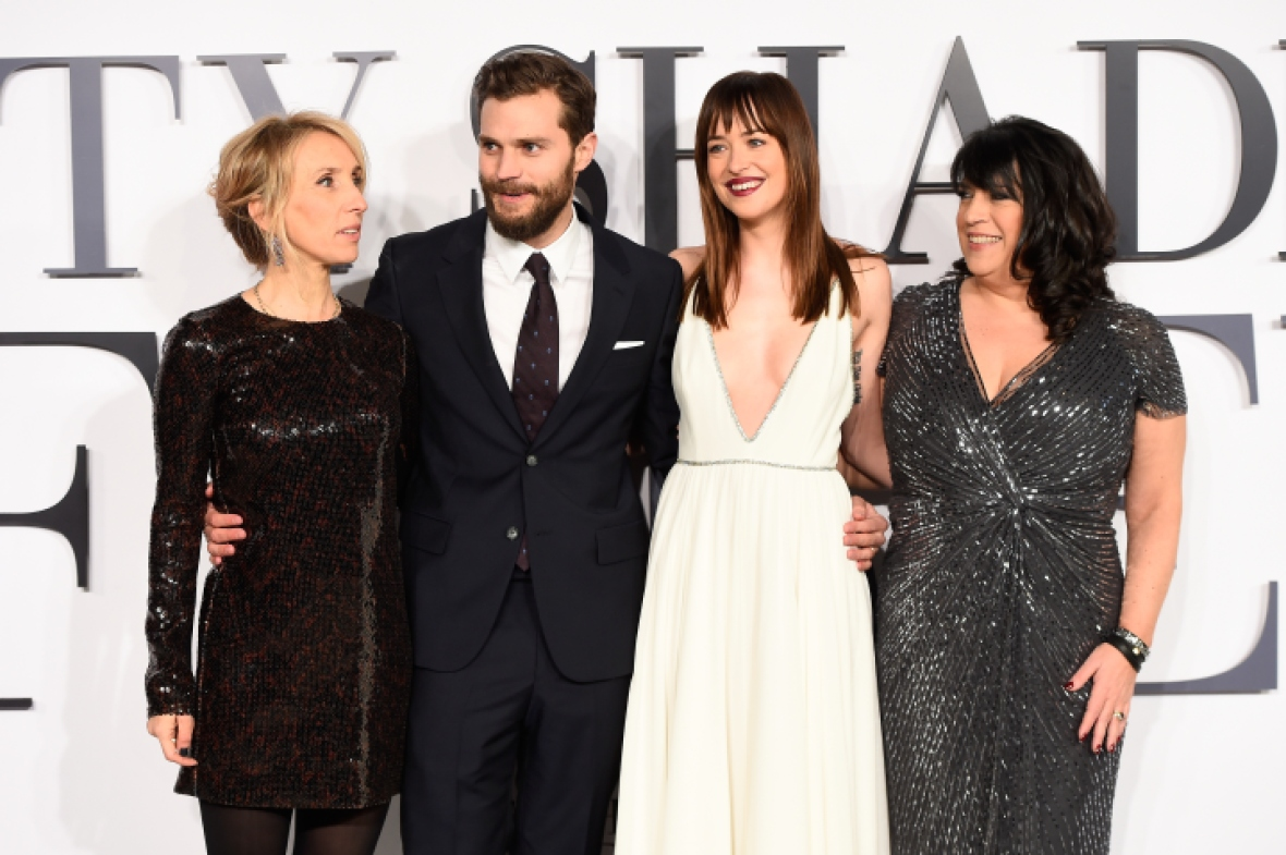 'fifty shades of grey' cast