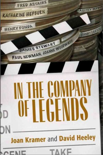 'in the company of legends'