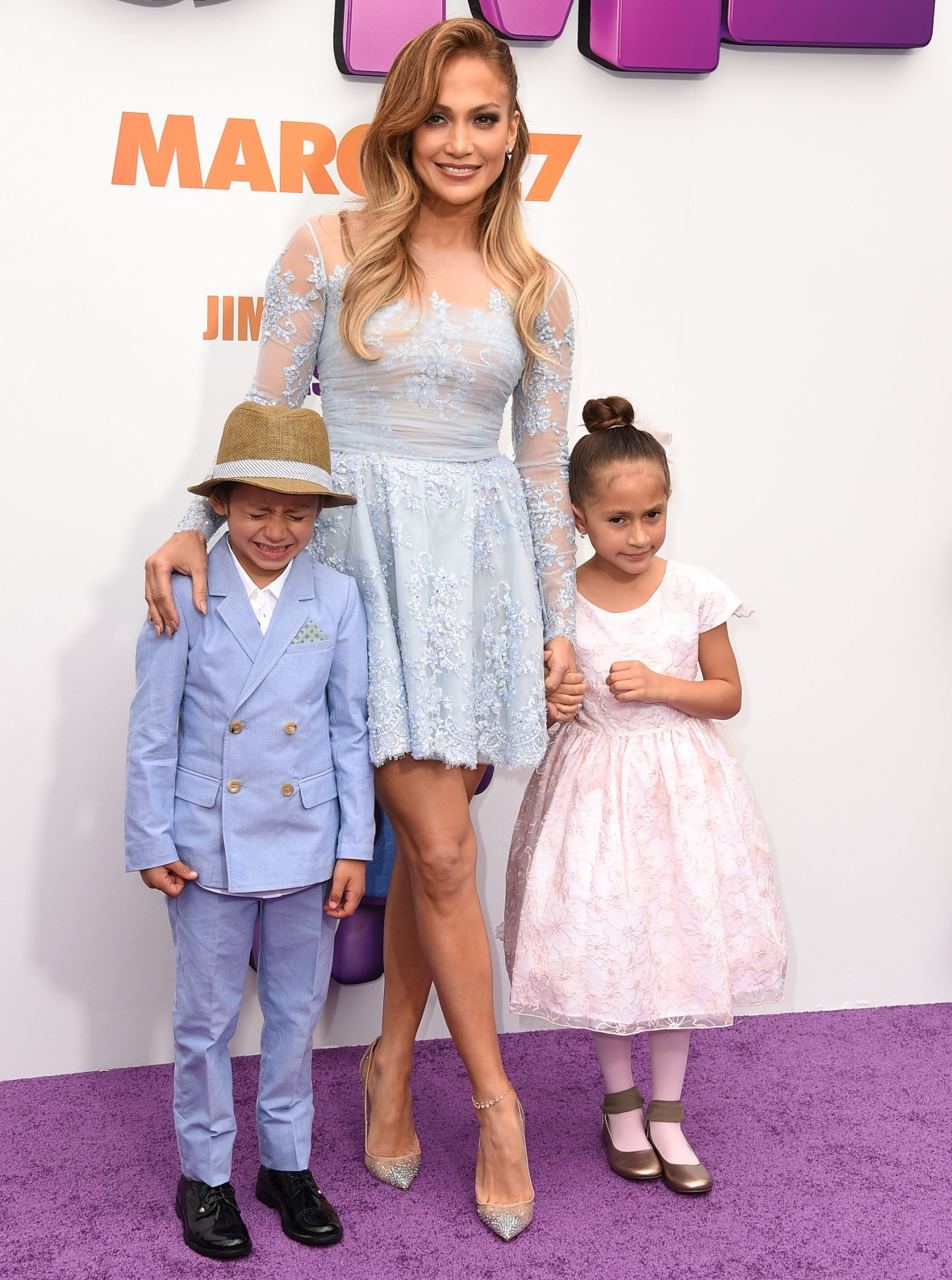 jennifer lopez kids