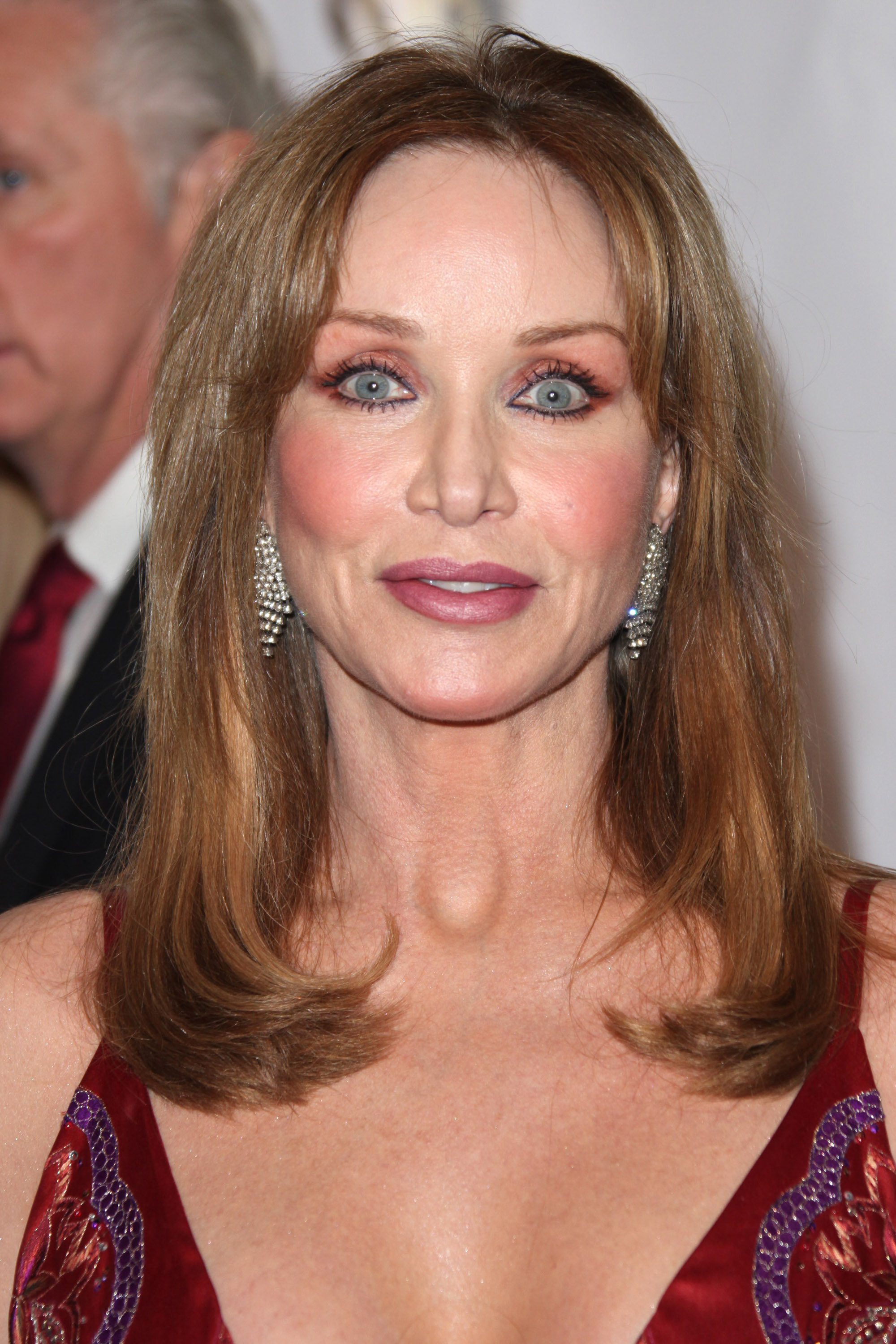Tanya Roberts Gets Back to Nature in Her Beautiful