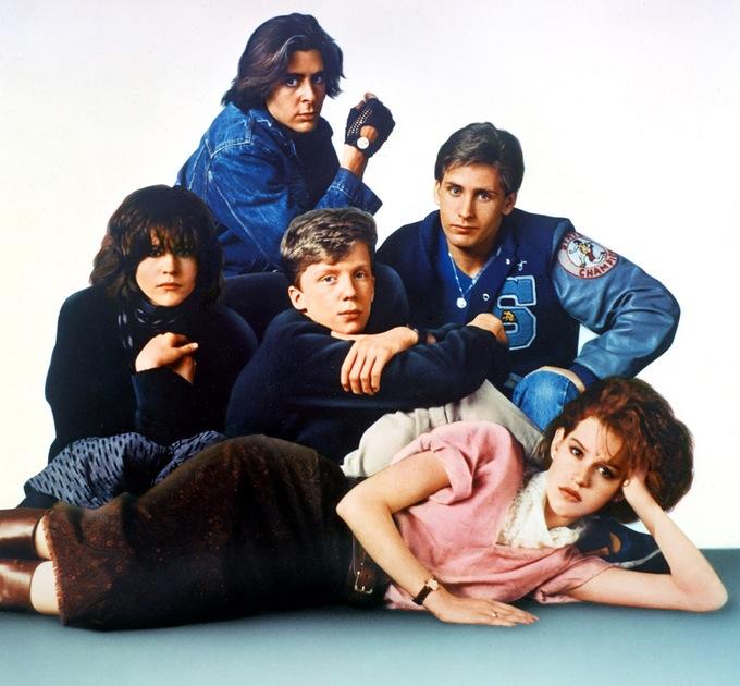 'the breakfast club' cast