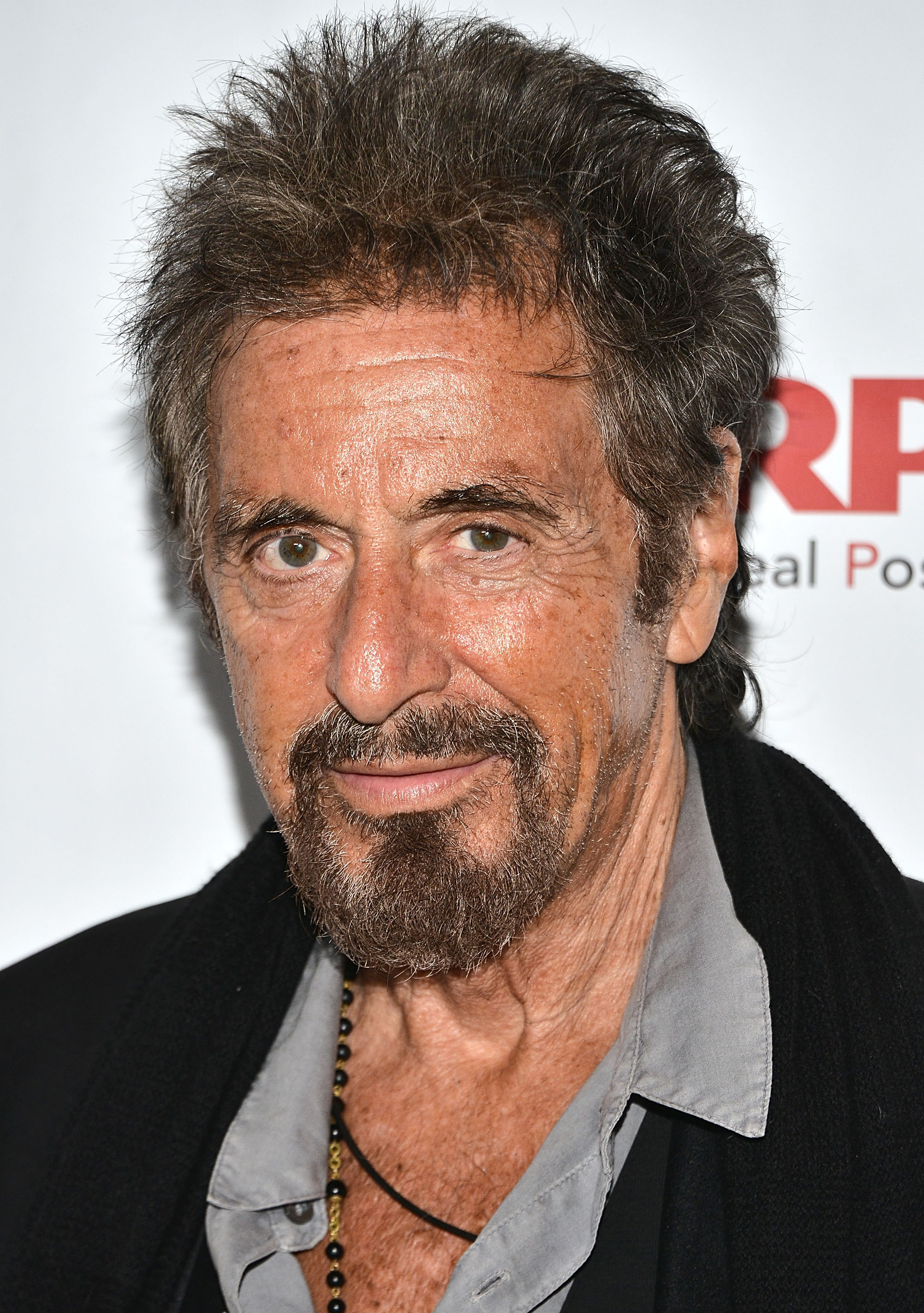 Al Pacino on His Upcom...