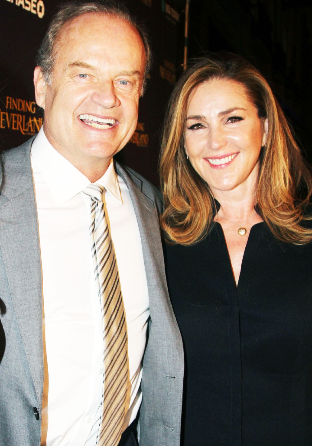 kelsey grammer and peri gilpin