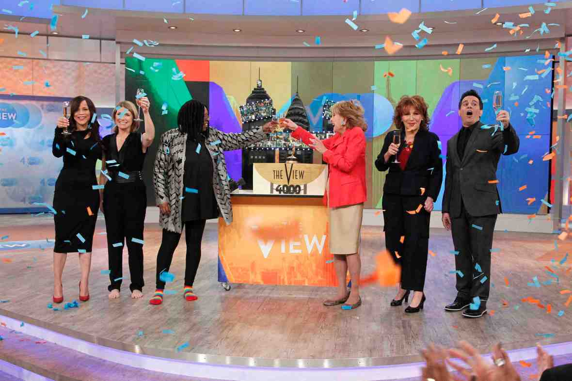 'the view'