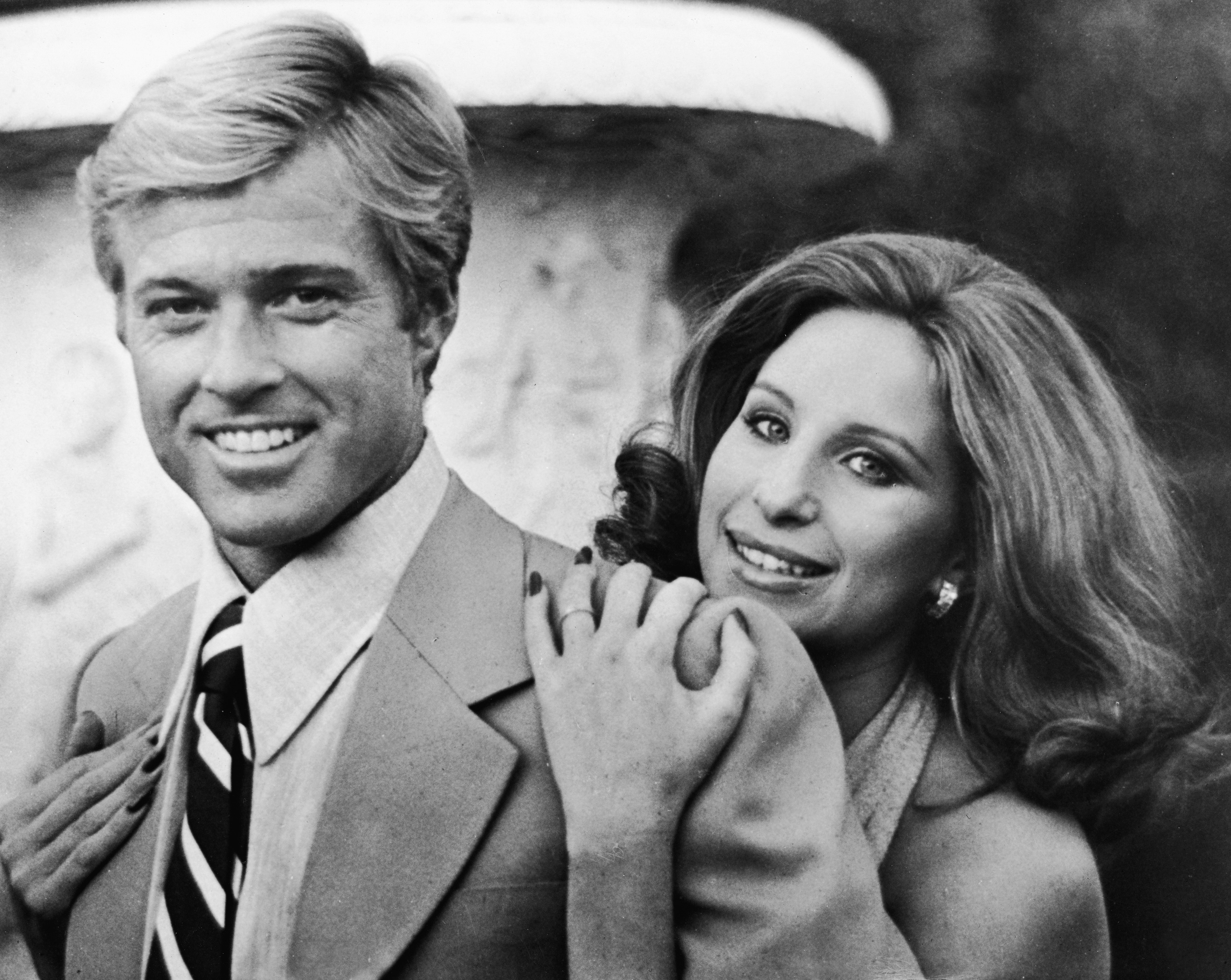 8cf3e816d20 Barbra Streisand and Robert Redford Reunite 42 Years After 'The Way We  Were' — Plus See the Cast Then and Now!