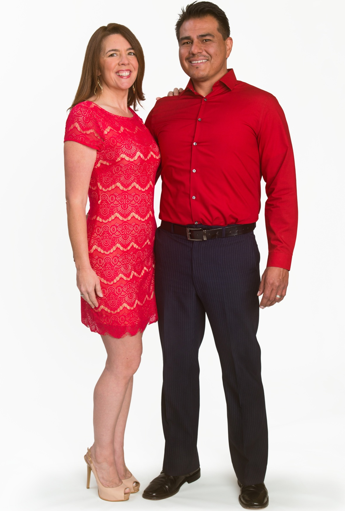 weight loss wednesday couple after