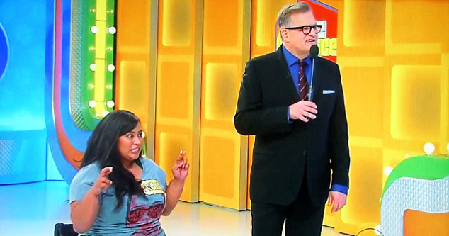 'the price is right'