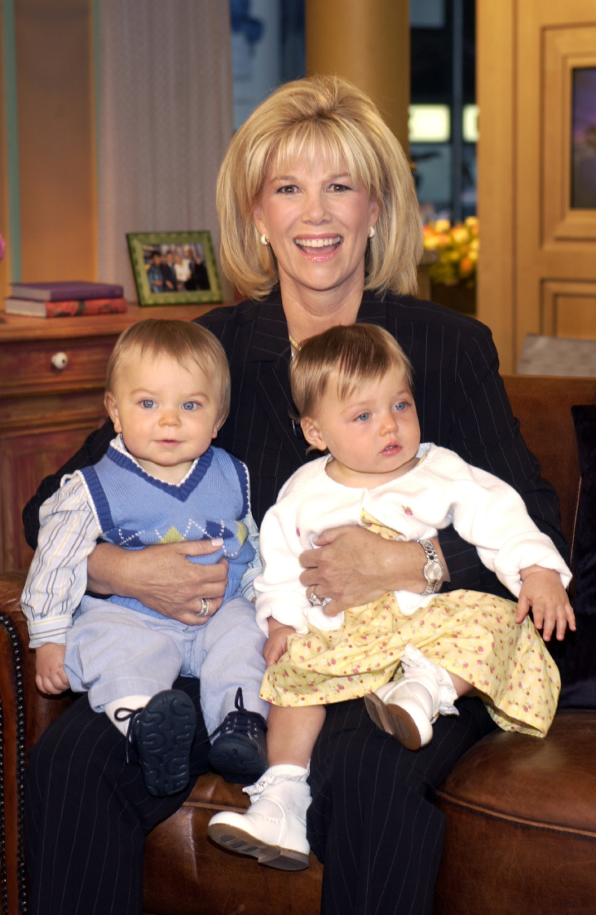 joan lunden kids