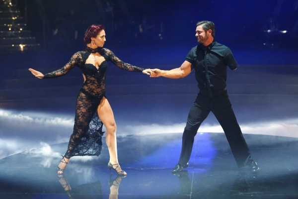 Sharna Burgess Dancing with the Stars Blog, Week 9
