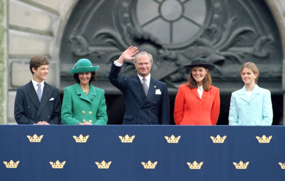 prince carl philip family