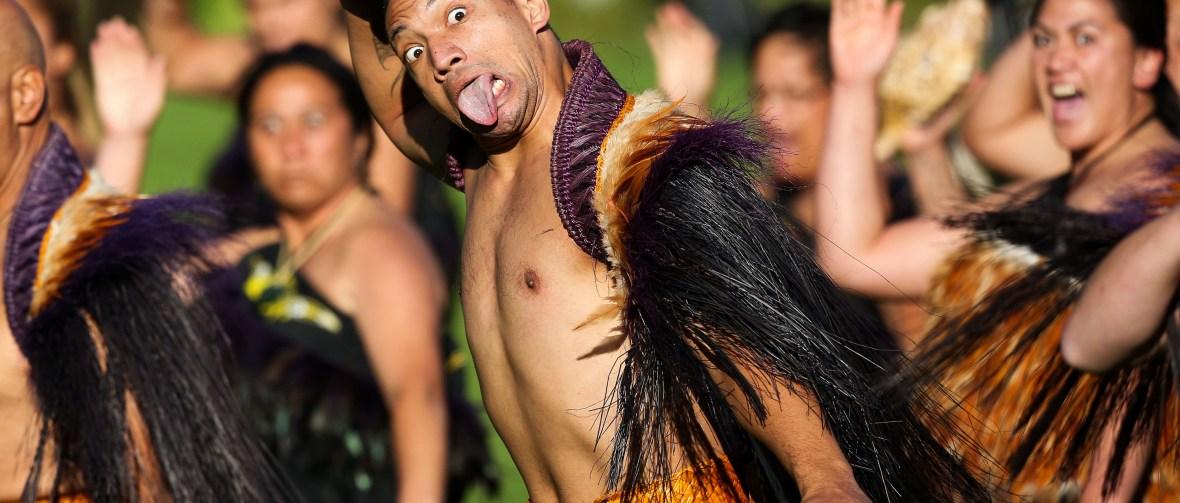 prince harry maori