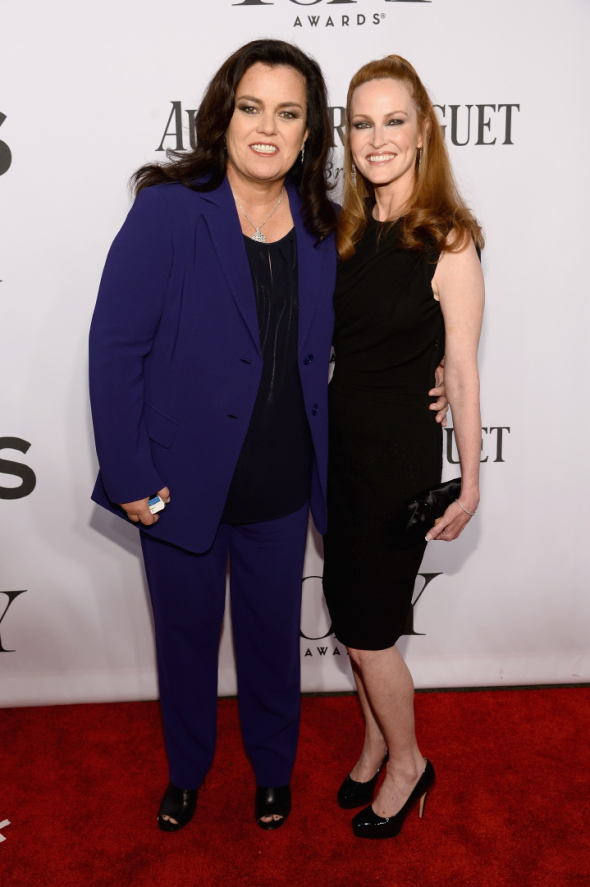 rosie o'donnell and michelle rounds