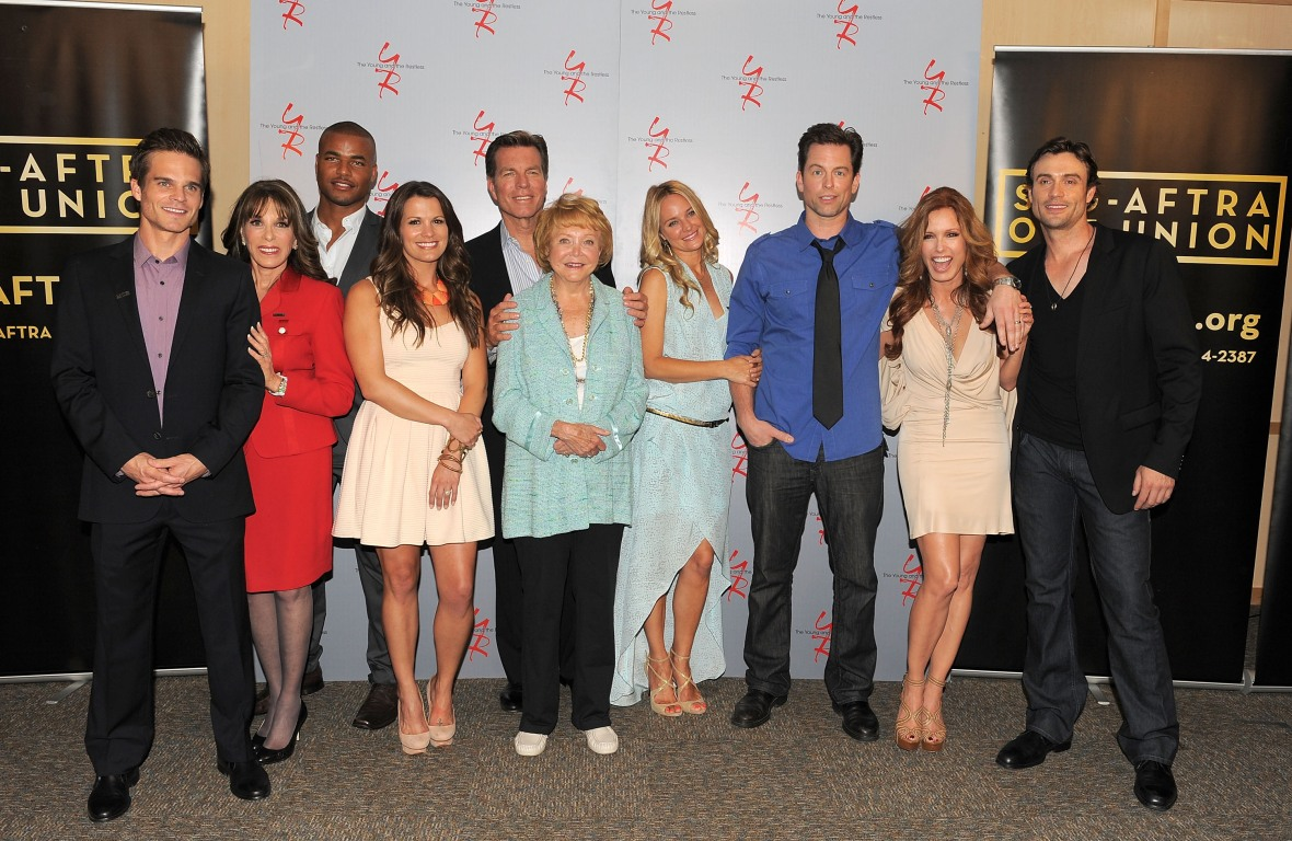 tracey e bregman young and restless