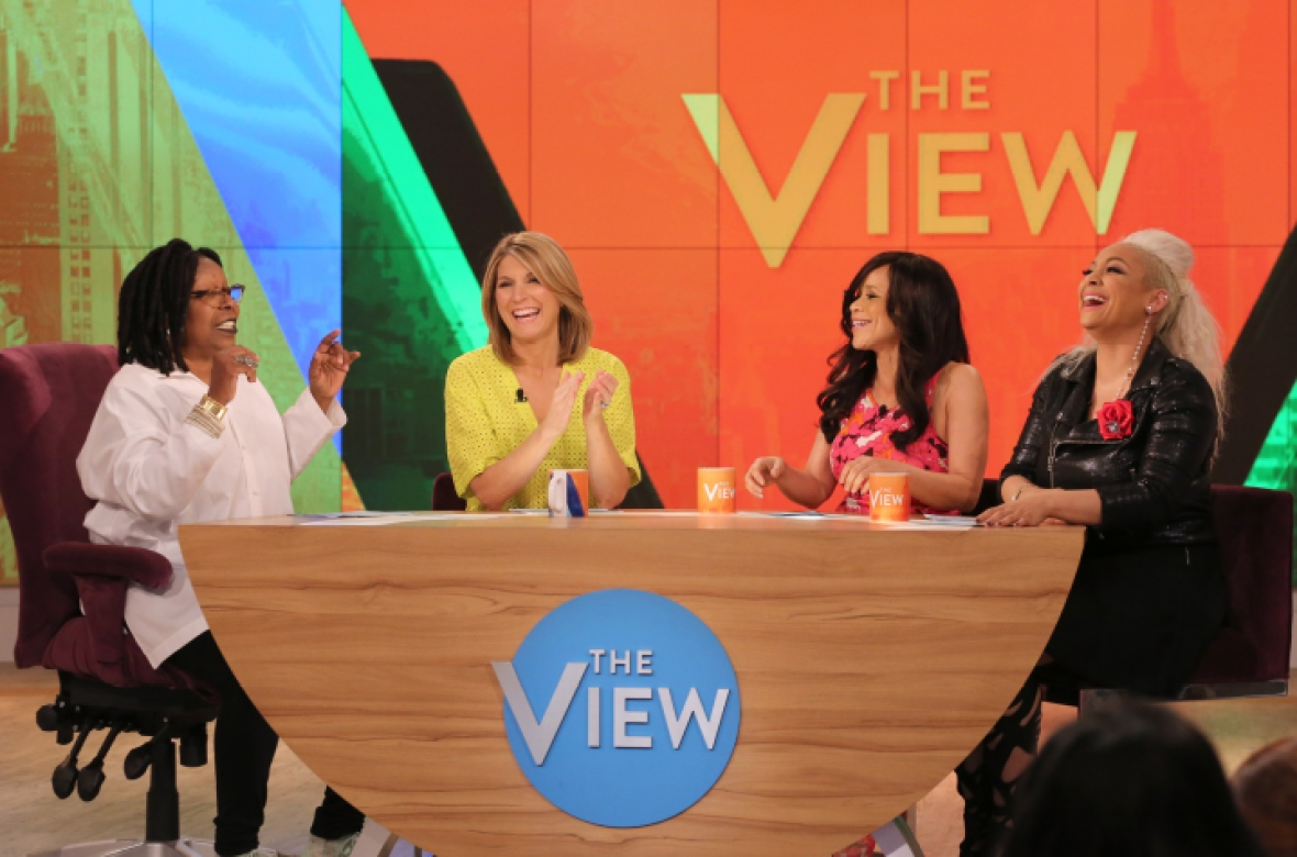 whoopi goldberg 'the view'