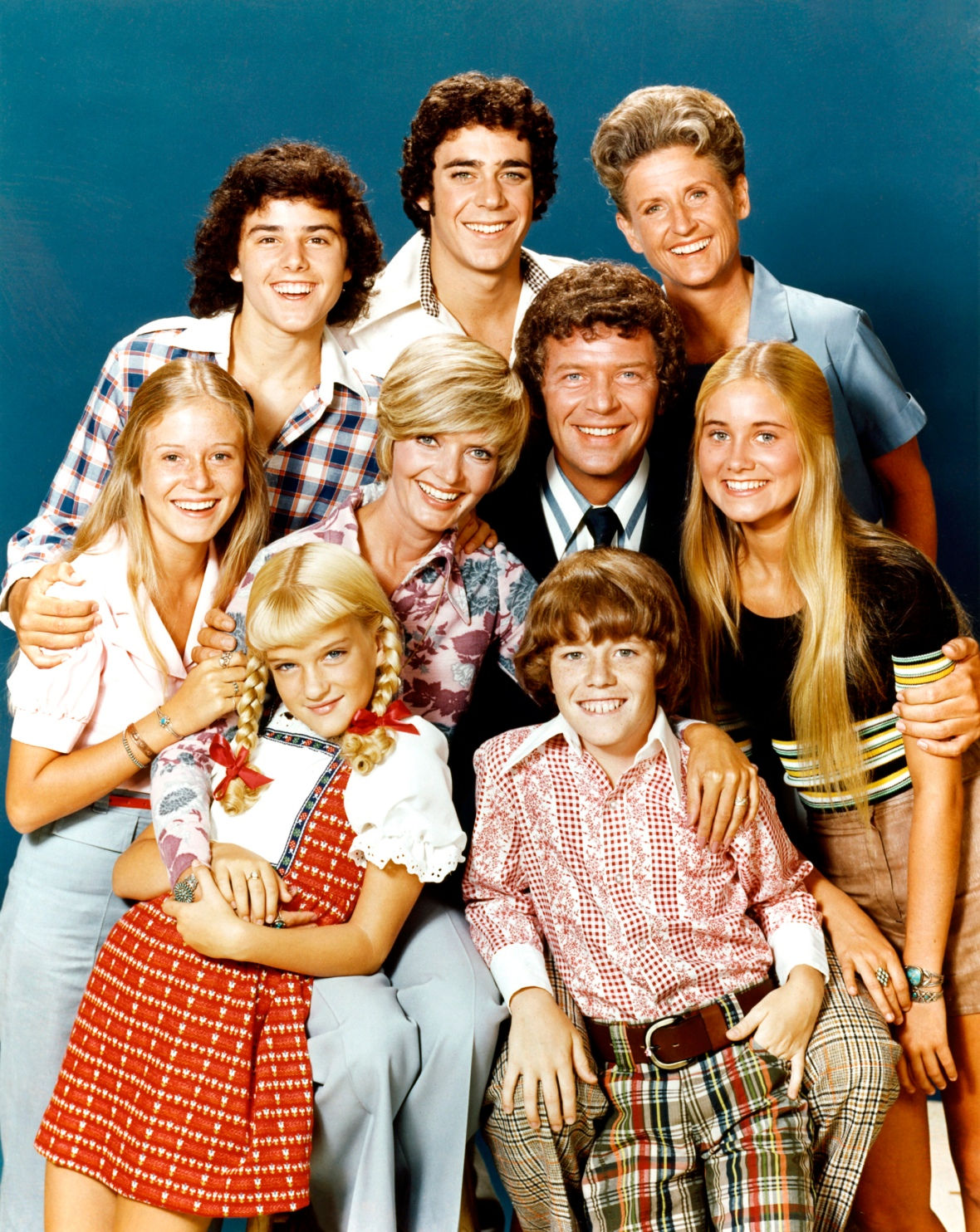 'the brady bunch'