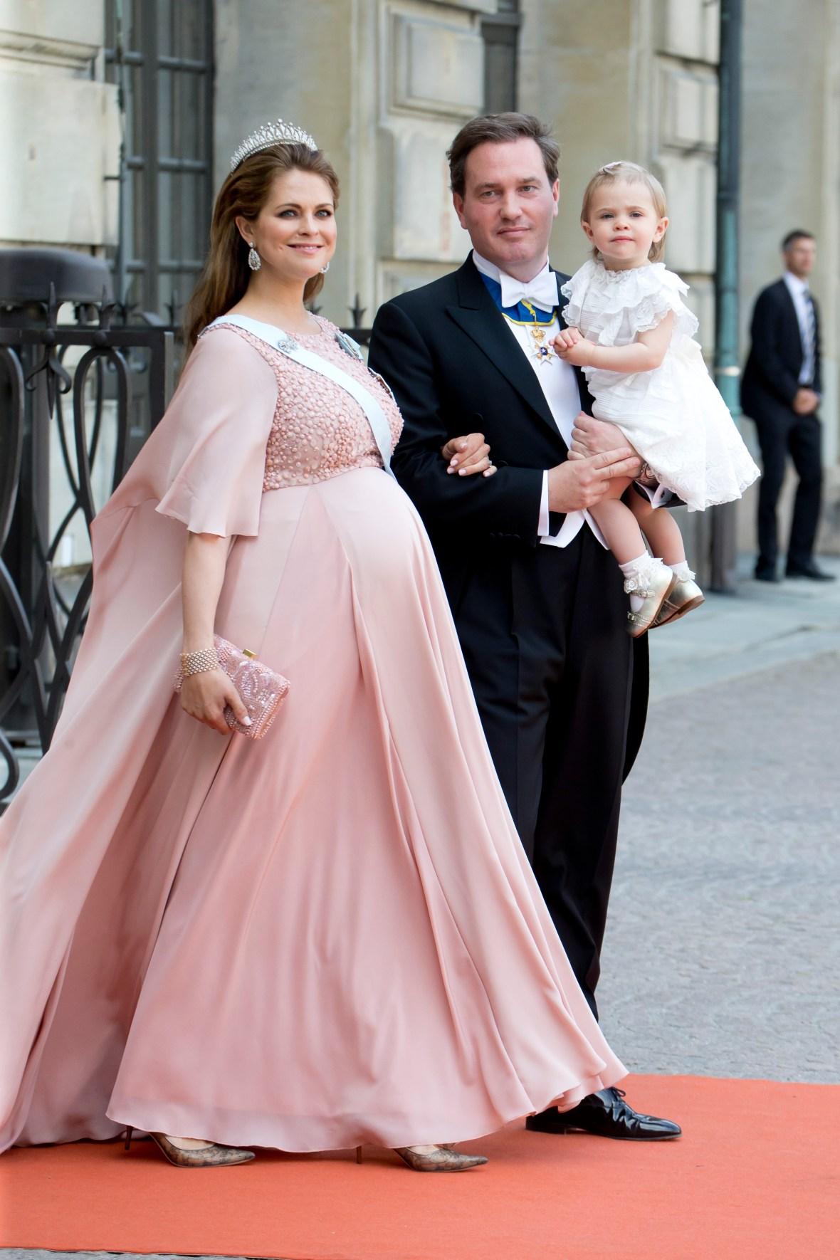 princess madeline and prince daniel have baby boy