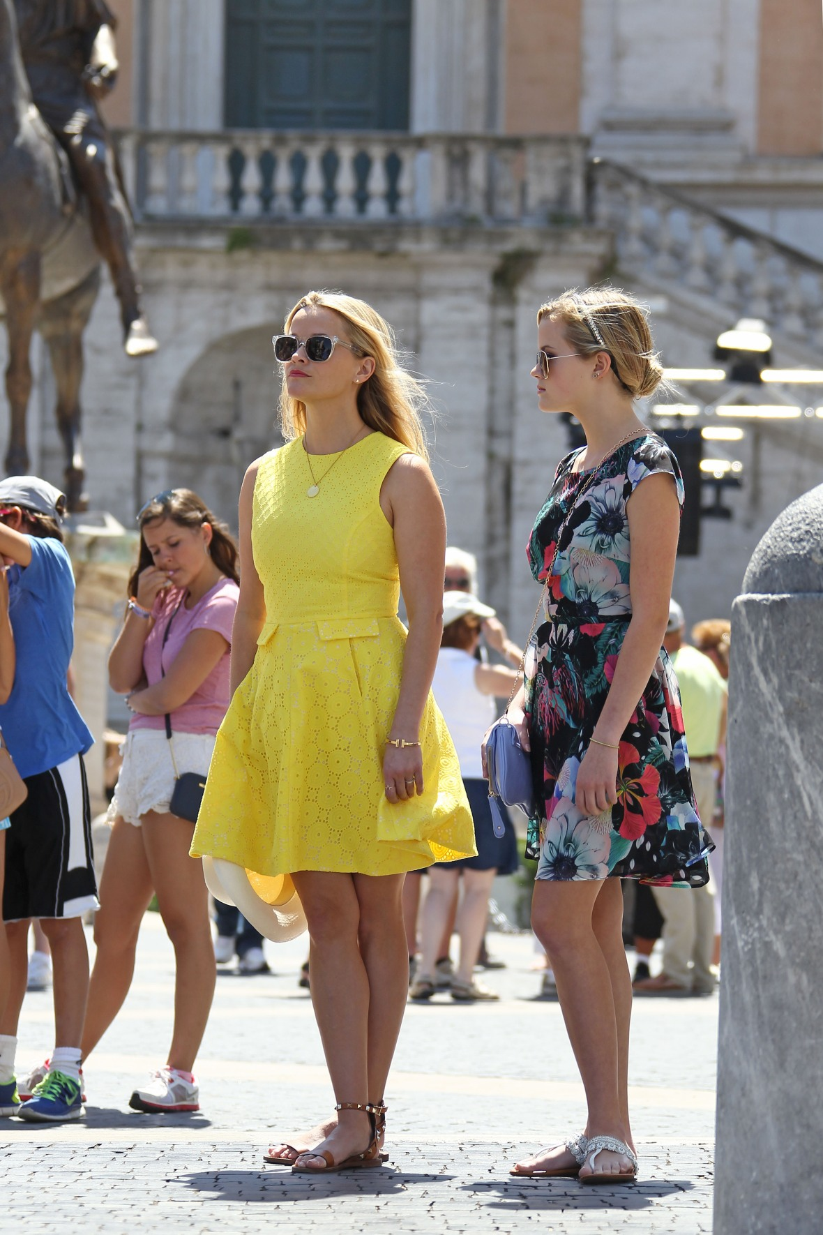 reese witherspoon and ava phillipe rome