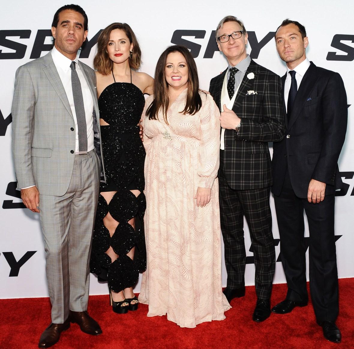 'spy' cast