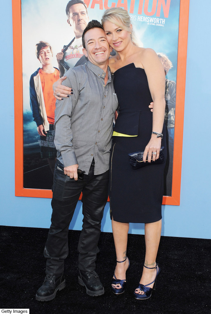 Christina Applegate and Married With Childrens David