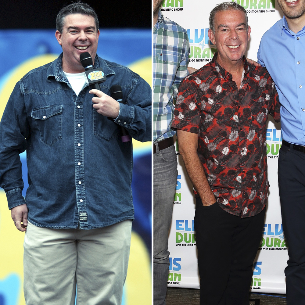 Weight Loss Wednesday Find Out How Radio Star Elvis Duran Lost 100