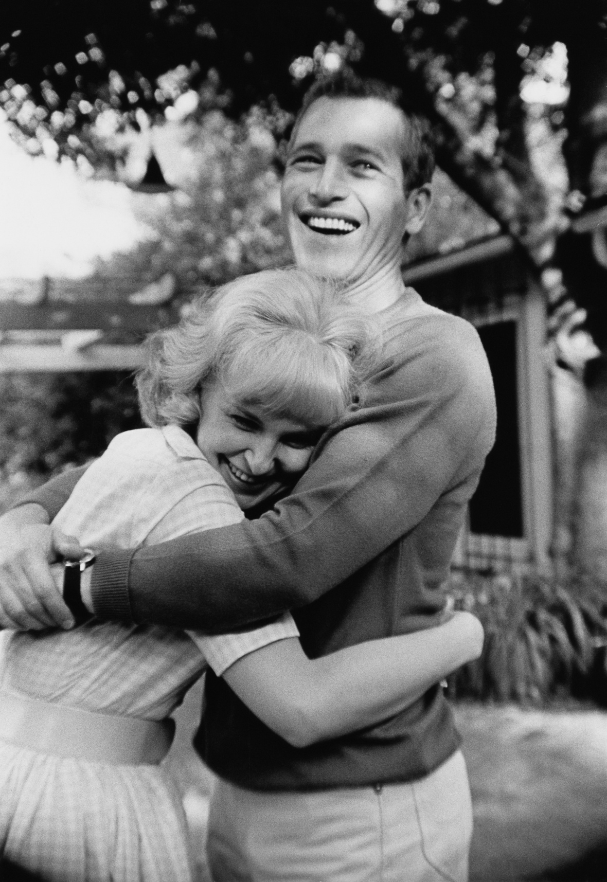 joanne woodword and paul newman