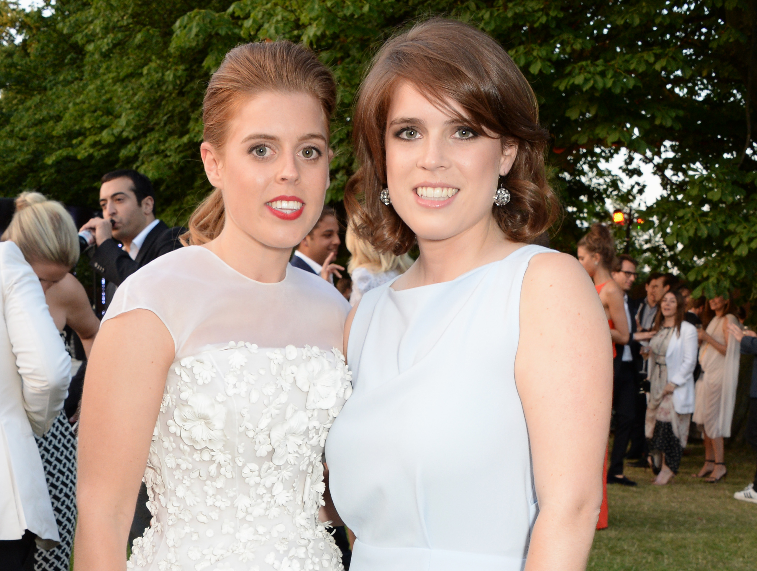 Find Out Why Princess Beatrice And Princess Eugenie Weren T At