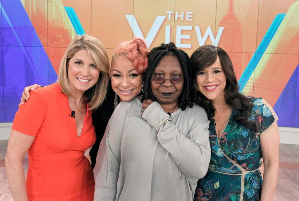 rosie perez 'the view'