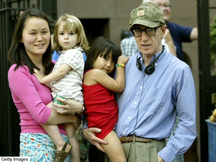 woody allen and soon-yi previn daughters