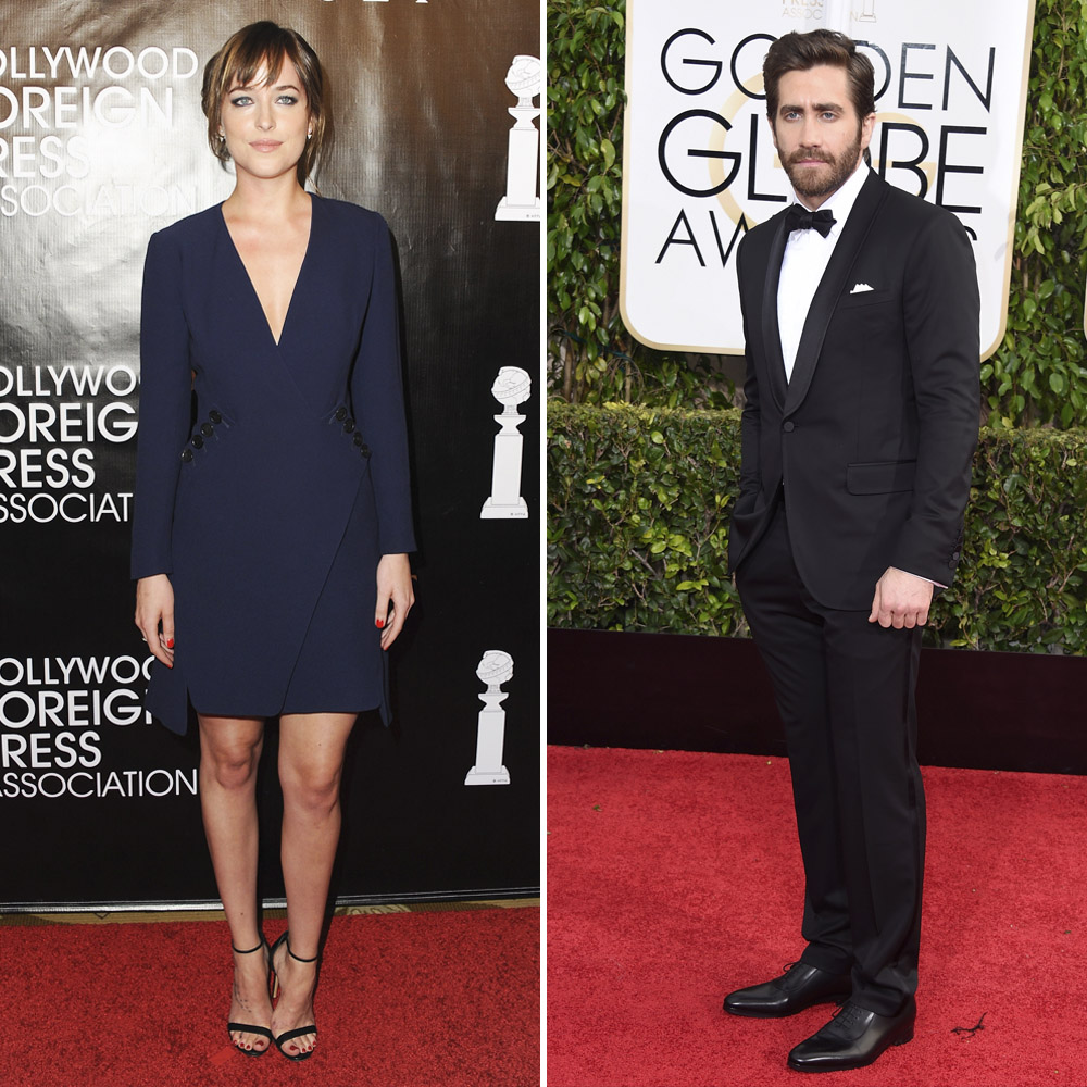jake gyllenhaal and dakota johnson