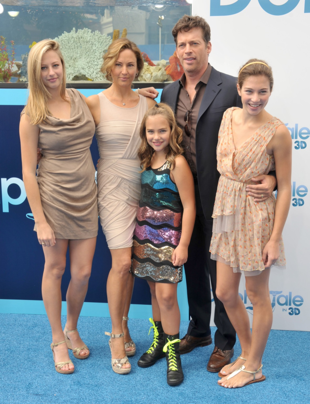 harry connick jr. family