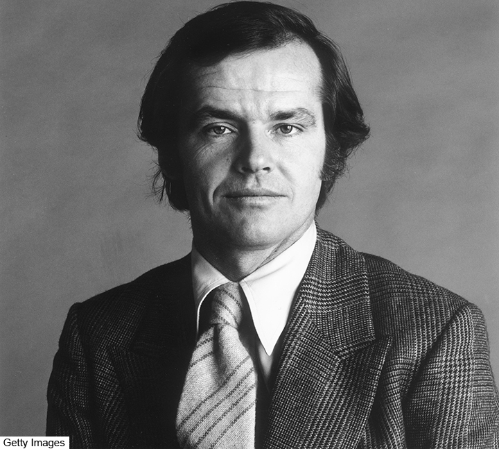 jack nicholson young