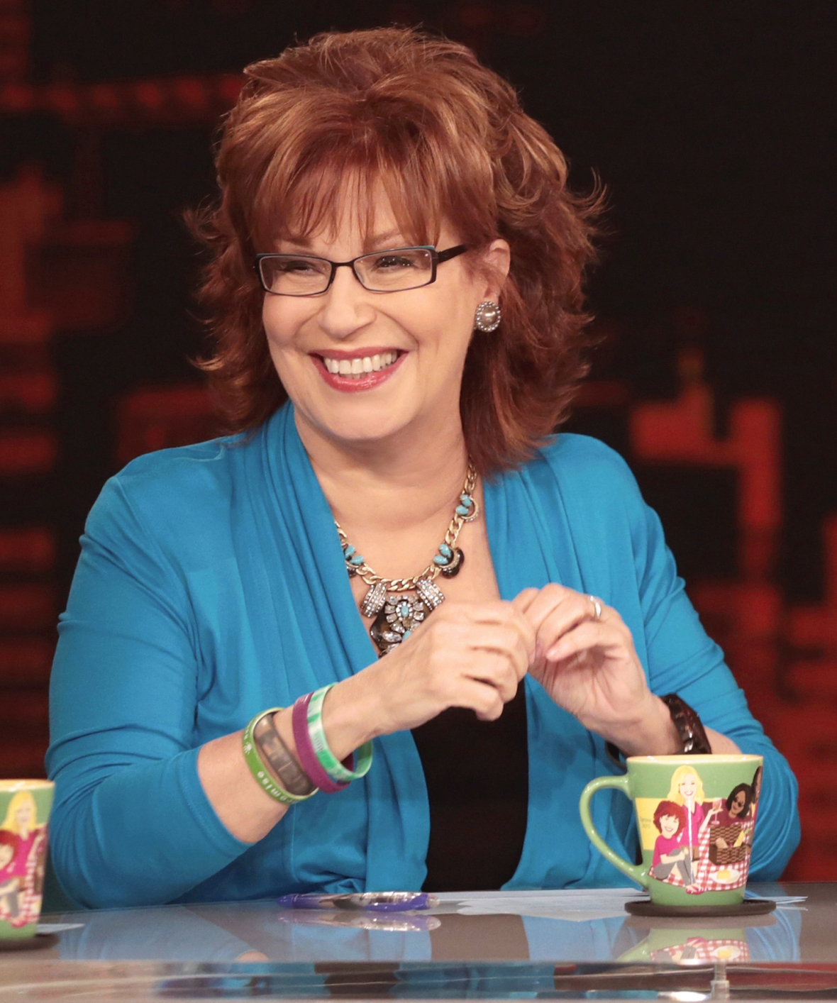 joy behar 'the view'