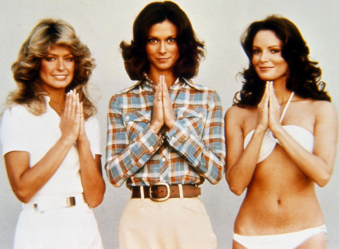 'charlie's angels' tv