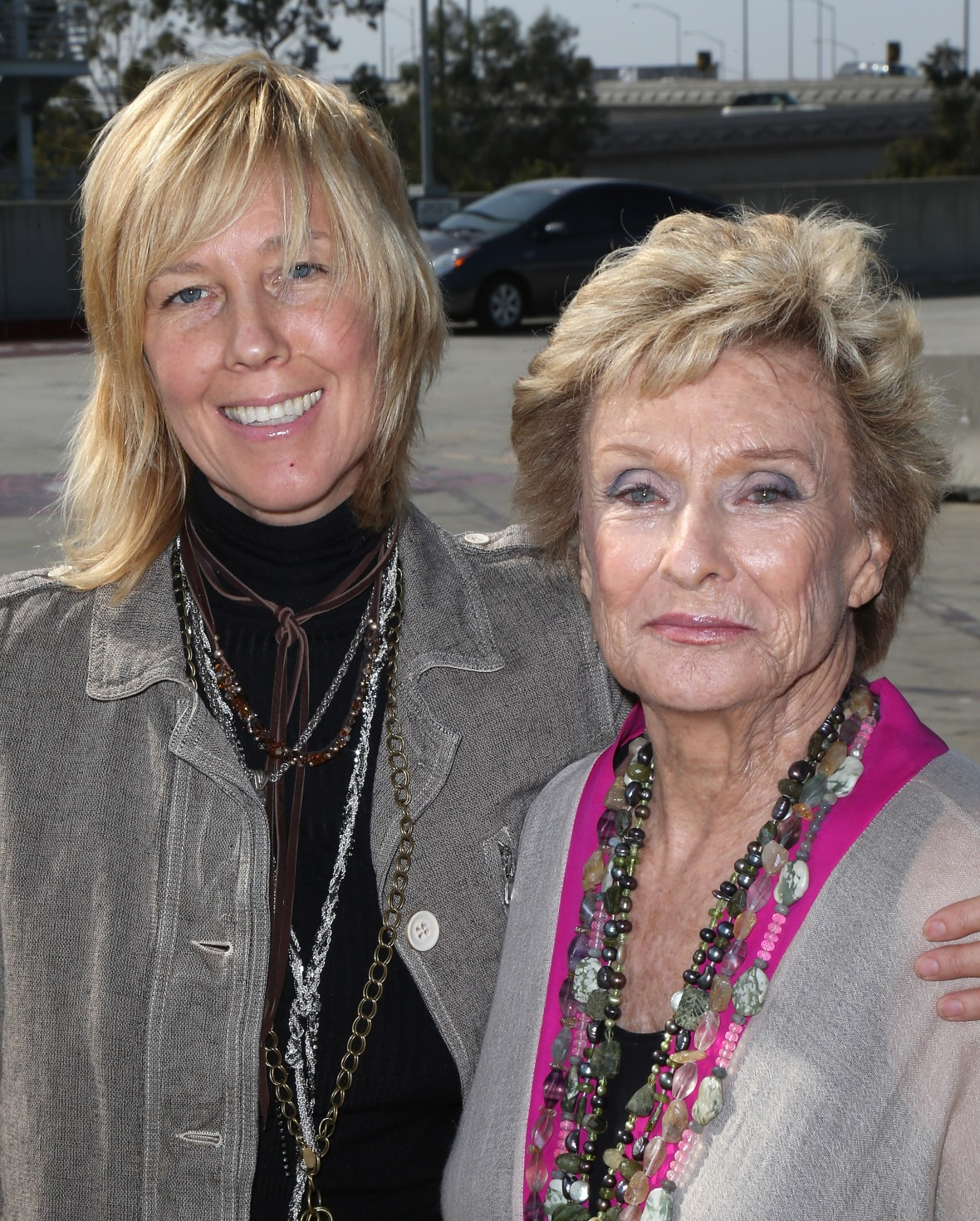 cloris leachman daughter