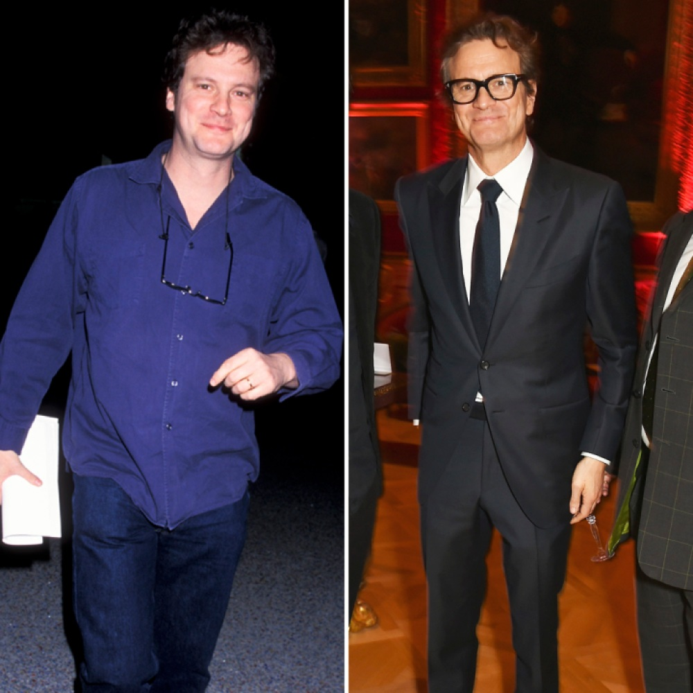 colin firth weight loss