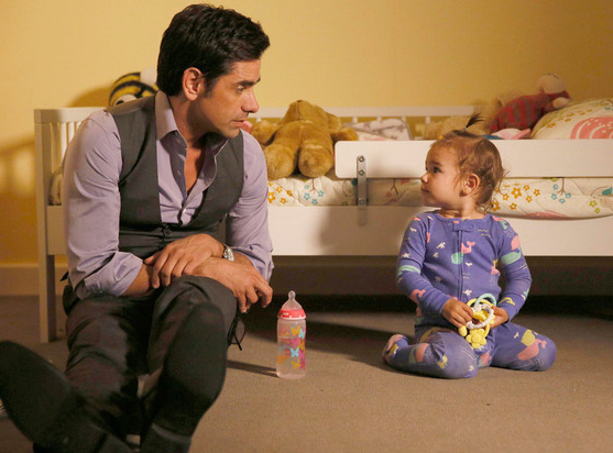 john stamos 'grandfathered'