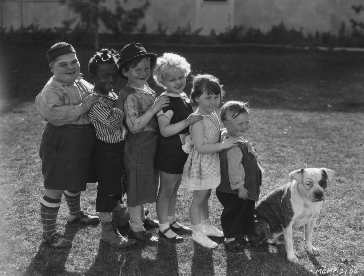 jean darling our gang