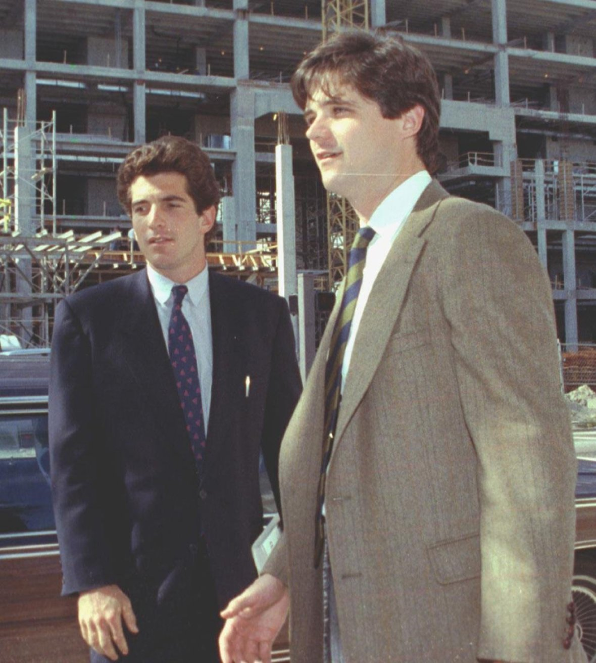 jfk jr. and william kennedy smith