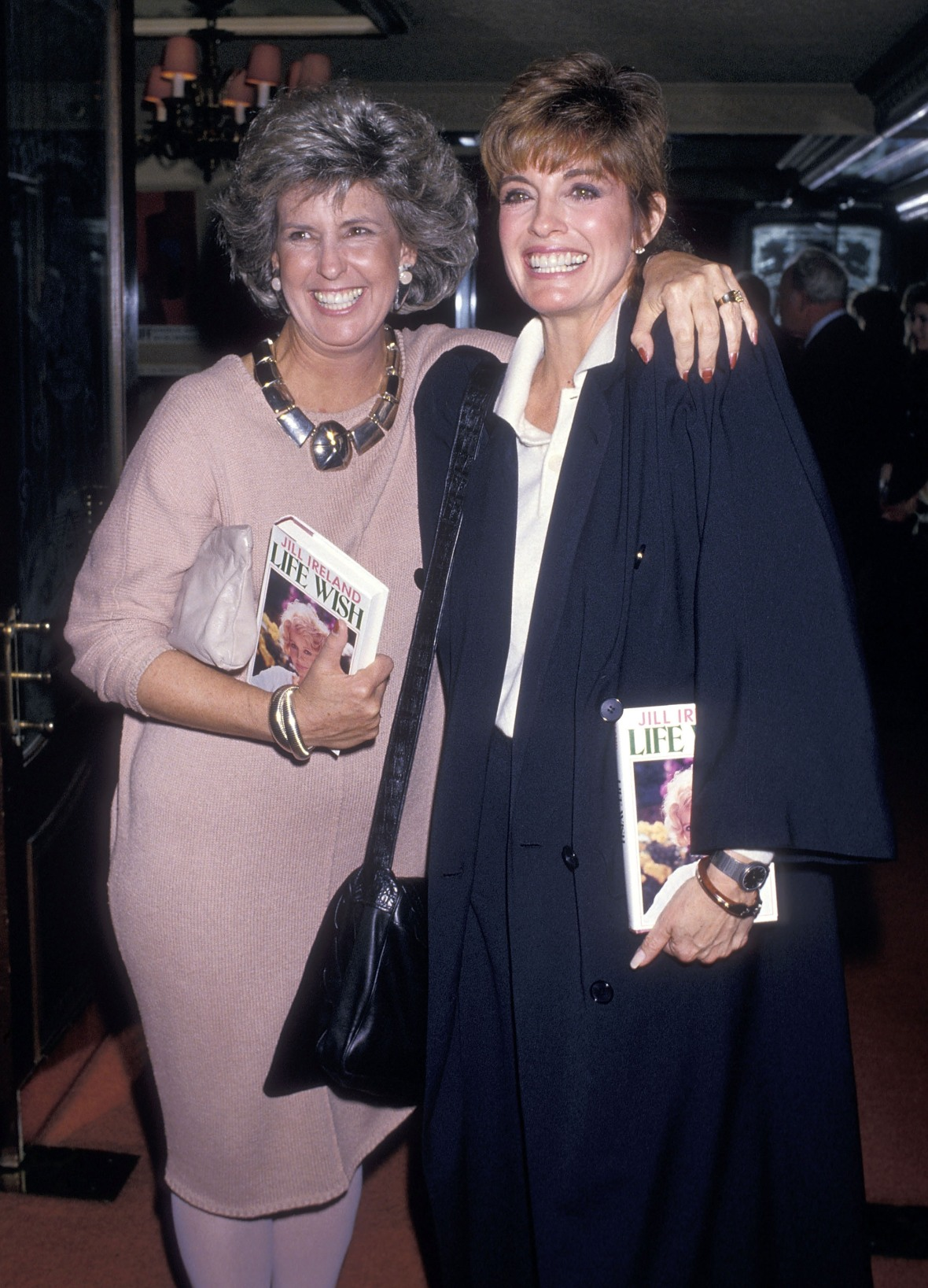 linda gray and betty gray